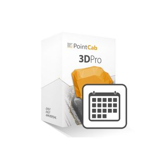 PointCab 3DPro Rental